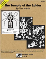 Temple of the Spider PDF