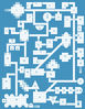 Old School Blue Dungeon Map 010